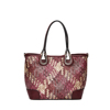 China Wholesale Vintage Woven Design with Inner Bag Lady Hand Bag