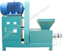 sawdust charcoal briquette machine/charcoal press machine