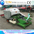 full automatic stainless small hay baler /grass hay baler machine/silage baler machine