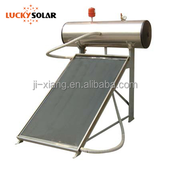 Flat Panel solar water Heater Of 150L - high Pressure type