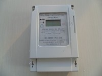 2.0 Grade RF Cards prepaid smart energy meter/kWh meter/electric meter