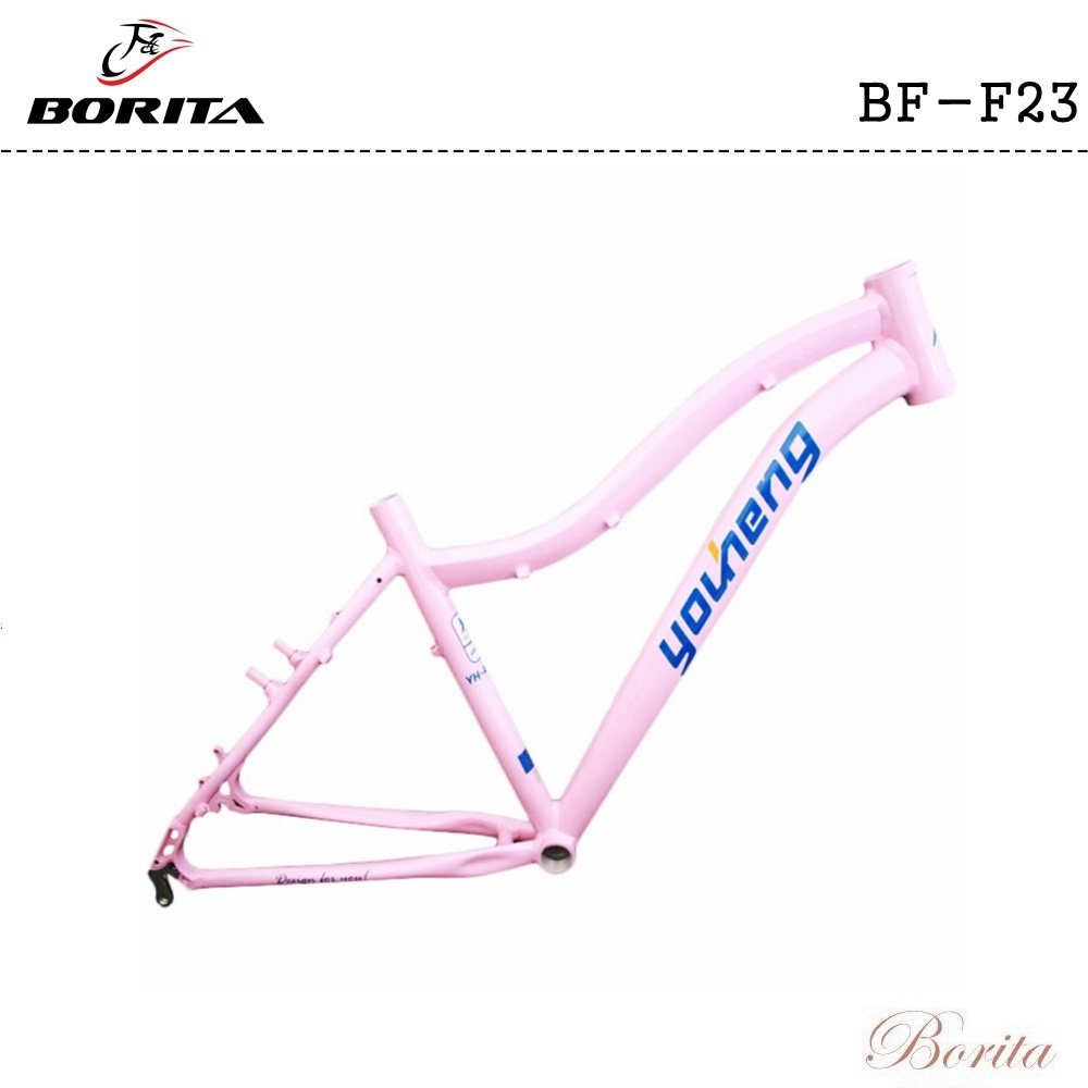 Custom Colorful aluminum alloy bicycle frame Fixed Gear bike frame /Road bike frame