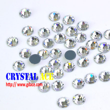 Best price ironing beads strass, DMC rhinestone hot-fix flatback gem stone in bulk for clothing