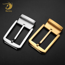 China Manufacture Wholesale Popular Stainless Steel Metal Strap Buckle , Italy Belt Buckle