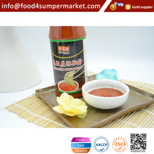 HALAL Hot Sriracha Chili Sauce in Squeeze bottle 485G
