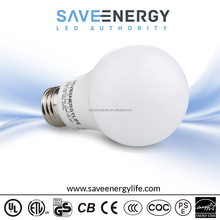 A19 Led Light Bulb, 6W UL ES a19 led bulb, Aluminun lamp body CRI80 led bulb a19