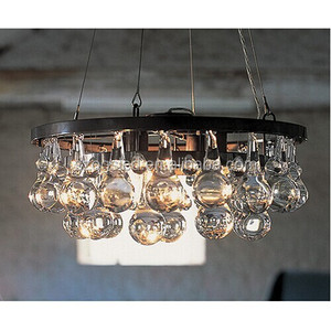New LED Crystal Ceiling Lamp Chandelier Light for Kitchen