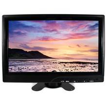 "10.1"" IPS Lcd monitor 1366x768 16:9 DVI VGA Audio for raspberry Xbox360"