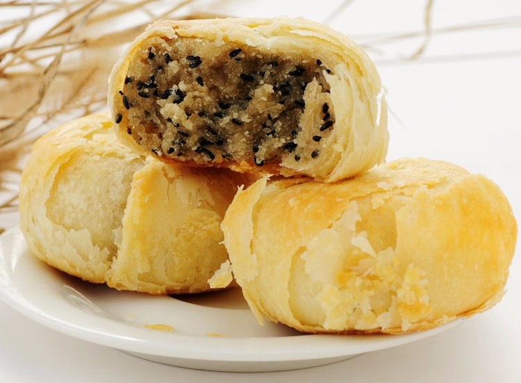 Name of the Biscuits of Redstar Sugar-free Black Sesame Biscuits