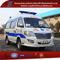 New Products New Manual Used Ambulance For Sale