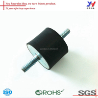 OEM ODM Custom Anti Vibration Rubber Mounts Air Conditioner Engine Rubber Mounts Radiator Motor Rubber Mounts