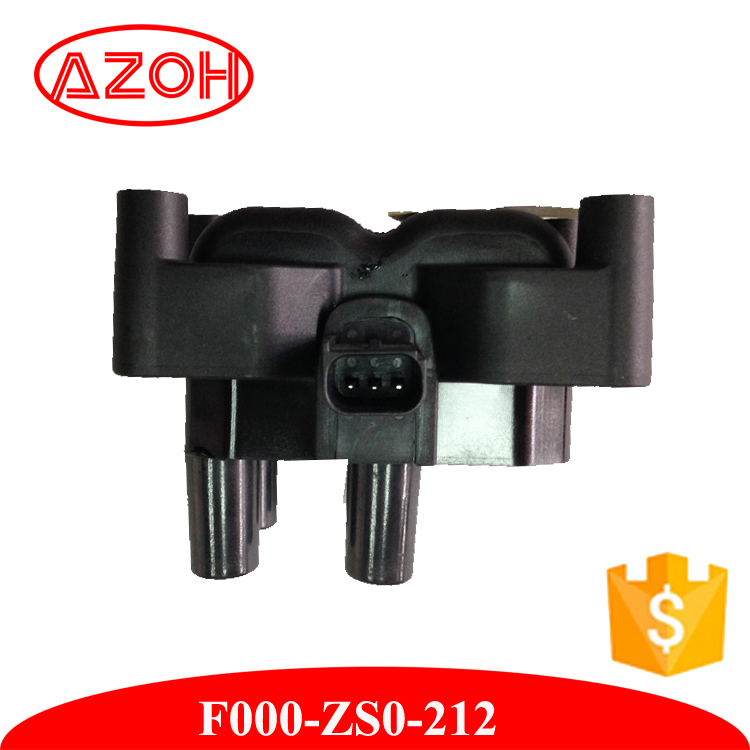 Car Engine Parts F000-ZS0-212 Ignition Coil For F000-ZS0-212