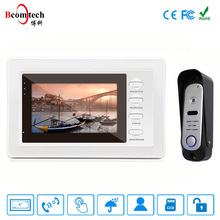 Cheap 4.3 Inch Recording Function Video Door Phone Intercom Systems