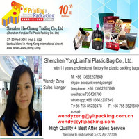 2015 HOT SALES SHENZHEN PLASTIC PACKING COMPANY