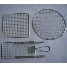 Food grade safe quality crimped barbecue wire mesh on sale