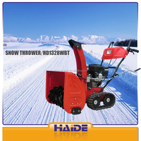 certaification Engine 13HP/8.2KW/389CC cheap snow blowers