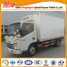 JAC 120HP 4*2 6ton refrigerated cargo van