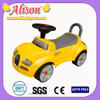 Hot cheap new baby pedal Alison C30226 1 seater ride on toy car for kids to ride on