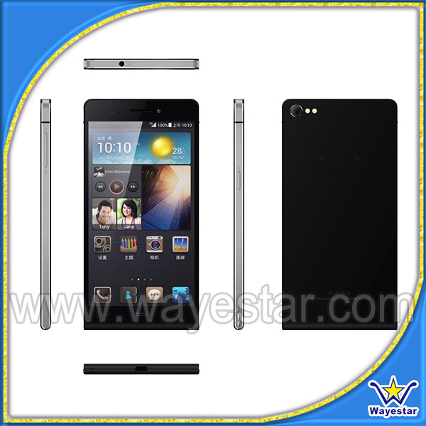 star 6 inch NFC phones quad core mtk6589t high-end new smartphone