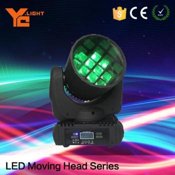 Stable Manufacturer 12pcs 10w Rgbw Led Beam Moving Head Light
