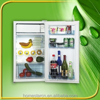 90 Liters Desktop hotel mini bar refrigerator