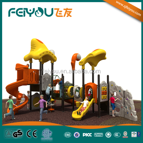 Feiyou Amusement Playground Toy with Real Picture