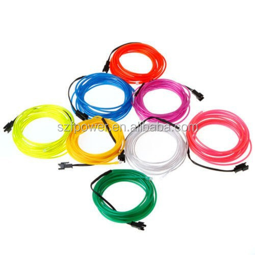 neon el wire 5mm with driver inverter for dancing