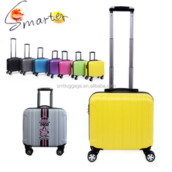 Different Colors ABS Laptop Trolley Luggage for Travel