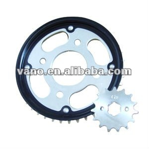 Motorcycle 1045 steel sprocket for CBT125