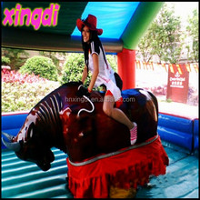 children favourite mechanical bull rides inflatable bull rides for sale