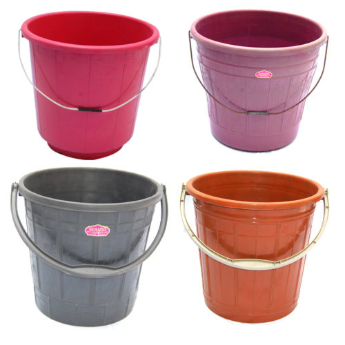 5/10/15 Littre Handle Water Plastic Buckets for Sale.