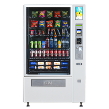 2017 Hot Sale! Combo Vending Machine with 10.2 Inch LCD Screen!Cheap Price!