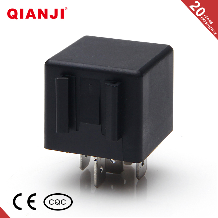 QIANJI China Suppliers 12 Volt DC Waterproof Mini Automobile Relay