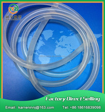 Translucent silicone strip, silicone rubber heating strip