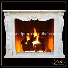 Customized Size Hand Carved home goods fireplaces