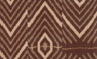 New Ikat Upholstery fabric tapestry drapery cloth Excellent designer made 005