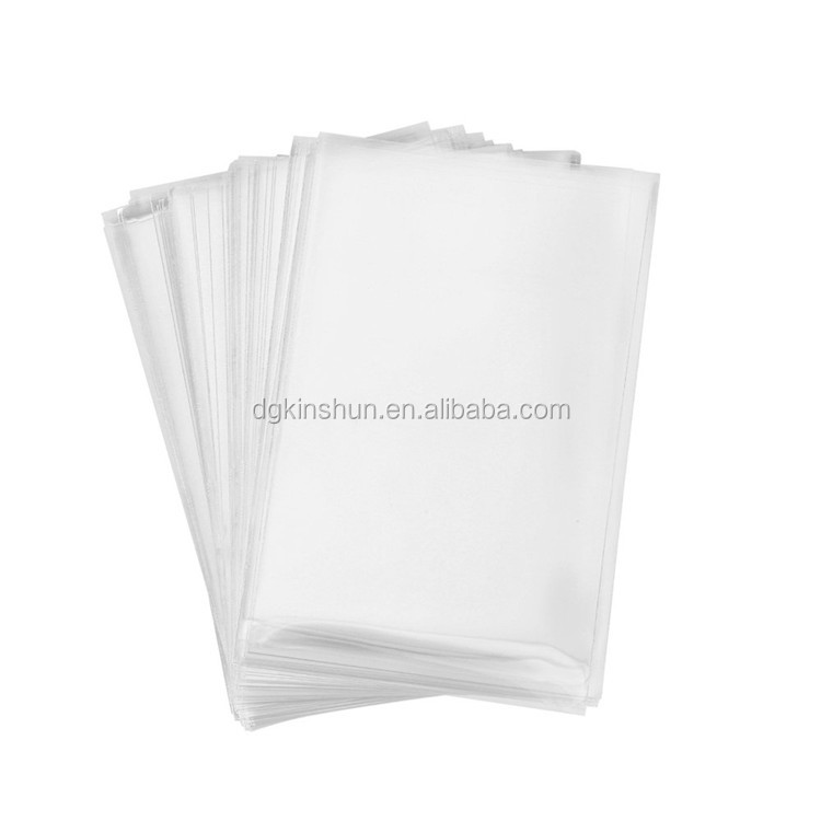 Clear Poly Bag Opp Self Adhesive Bag, Strong Self Adhesive Sealing Plastic Opp bag