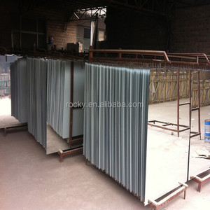 sell aluminum mirror 1mm 2x3feet 600x900mm,high quality 1mm aluminum sheet glass mirror