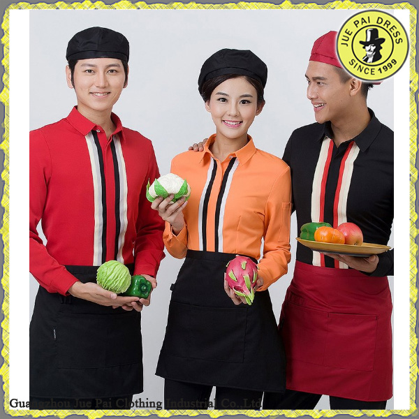 High Quality Japanese Style Designer Chef Uniform