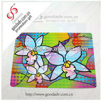 Custom table mats / PP placemat / square plastic table mats