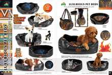 Comfortable OEM Design Cozy Craft Pet Beds
