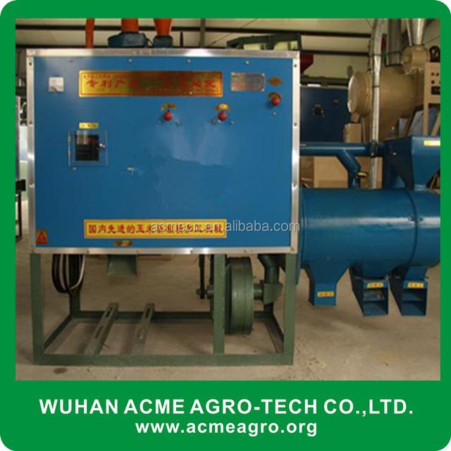 corn sheller and thresher agriculture equipment freshing sweet corn thresher machine