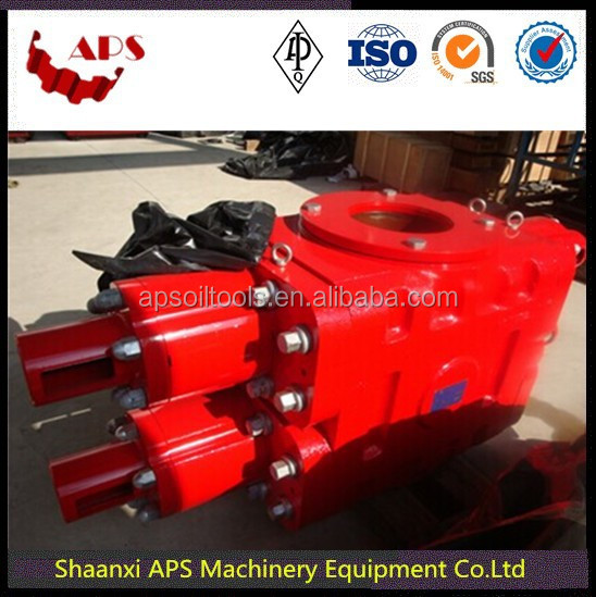 APS double ram preventer,cameron double ram BOP,annular blowout preventer/for oilfield drilling usage