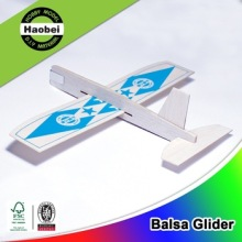 8 inches balsa wood airplane kits