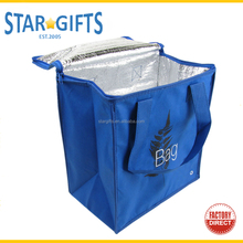 Alibaba China Promotional Reusable Grocery Cooler Insulated Shopping Bag