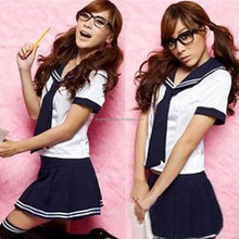 Cosplay Sexy Japanese School Girl Students Sailor Uniform Sexy Anime Costume Fashion AGC4237
