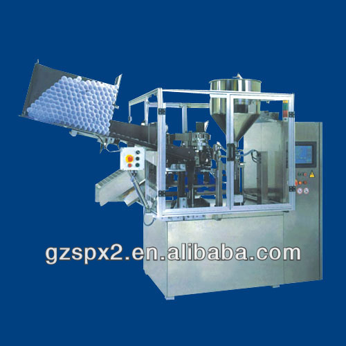 Hot sale Service overseas SPX Newest Leading Tubes Filling & Sealing Machine for Cosmetic Best Price from China