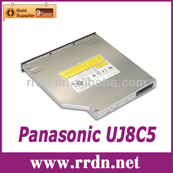 NEW PANASONIC UJ8C5 8X SATA SLIM SLOT LOAD DVDRW