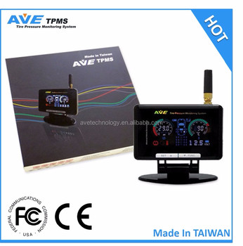 AVE OE TPMS gps tracking system