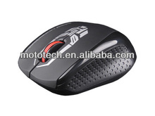 hottest sales ! 2.4G custom wireless usb mouse (Ergonomically designed, comfort grip)